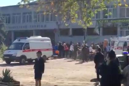 Спецслужбы задумались о теракте после взрыва в Керчи