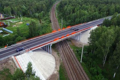 Раскрт план по стротельству новых дорожных объектов в Подмосковье