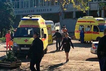 Под завалами техникума в Керчи поищут раненых