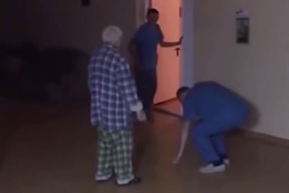 Главврача психбольницы уволили после видео с издевательствами над пациентом