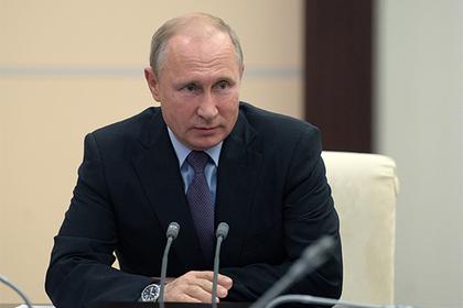 Путин дал силовикам поручение после взрыва в Керчи