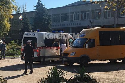 Стало известно об увеличении числа жертв взрыва в Керчи