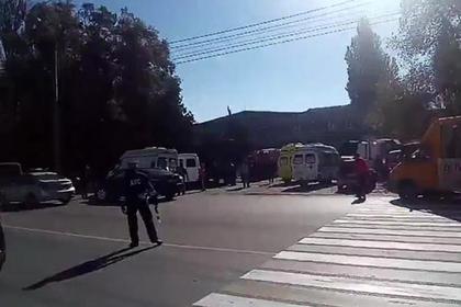 Взрывы в Керчи признали терактом