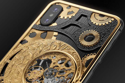 В России представили гибрид iPhone и часов