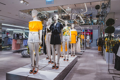 H&M пришел во Владивосток