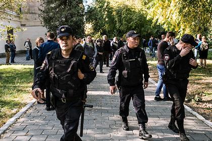 Восстановлена картина бойни в керченском колледже