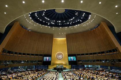 Американцы не пустили россиянина на работу в ООН