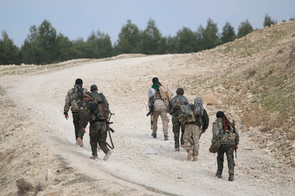 Американцы ошибочно разбомбили курдов в Сирии