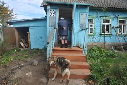Реальные доходы россиян вновь упали