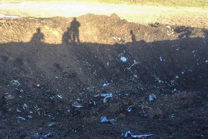 Разбившийся украинский Су-27 оказался непригоден для полетов