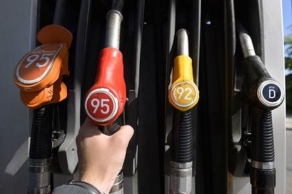 Акцизы на бензин раздумали замораживать