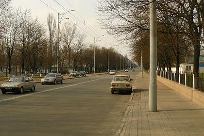 Киевскую улицу Жукова переименовали в честь Кубанской Украины