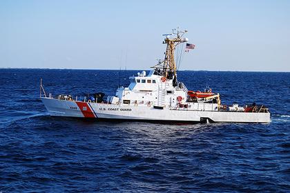 Грузия приняла в дар устаревшие американские катера