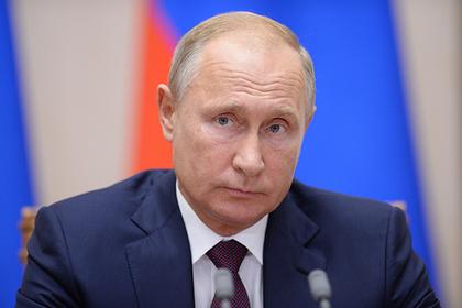 Путин рассказал о достигнутых целях России в Сирии