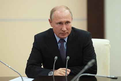 Путин рассказал о судьбе подаренного ему вина