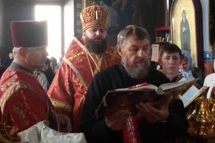 Украинский епископ посвятил покаявшегося раскольника в диаконы