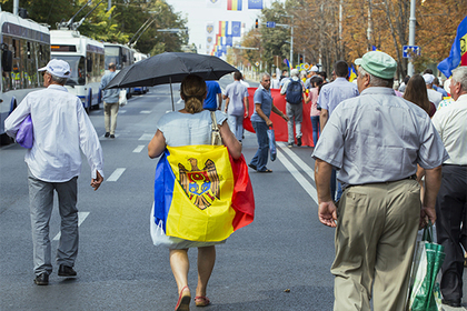Молдавия притормозила с курсом на евроинтеграцию