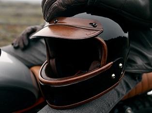 Berluti выпустил шлем для состоятельных байкеров