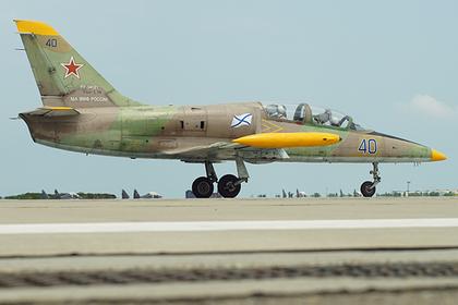Найдены обломки военного Л-39