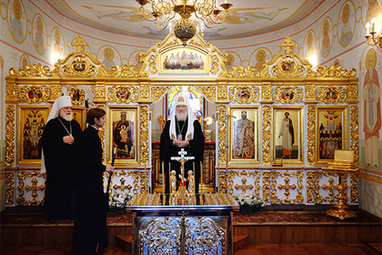 РПЦЗ разорвала отношения с Константинопольским патриархатом
