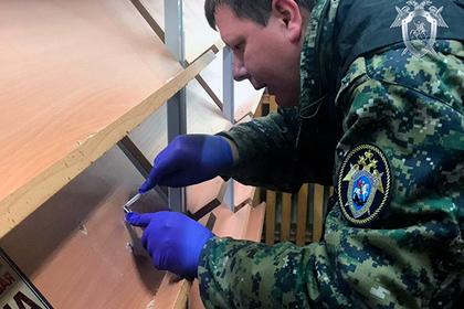 Керченского стрелка заподозрили в изготовлении бомб из снаряда времен войны