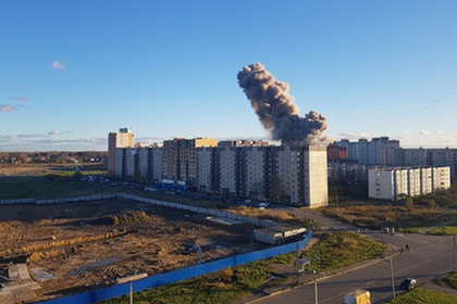 На российском заводе «Авангард» произошел взрыв