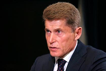 Врио губернатора Приморья встретился с Игорем Сечиным