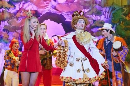 В Барвихе детям покажут юбилейный мюзикл