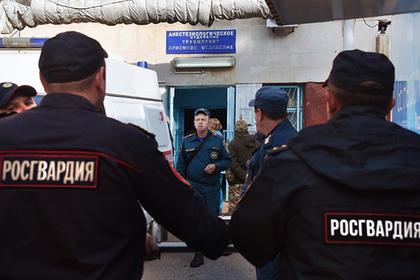 Еще одного пострадавщего госпитализировали после стрельбы в Керчи