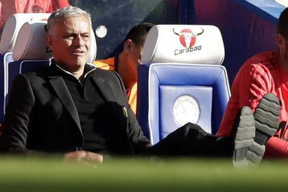 Моуринью «в стиле Нурмагомедова» попытался расправиться с тренером «Челси»