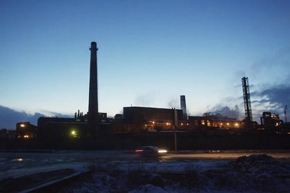 На крупнейшем заводе Северной Осетии произошел пожар
