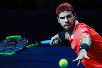 Российский теннисист впервые за девять лет выиграл Кубок Кремля