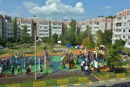 Жителей Подмосковья пригласили проголосовать за благоустройство дворов