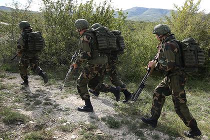 В Чечне погиб военнослужащий