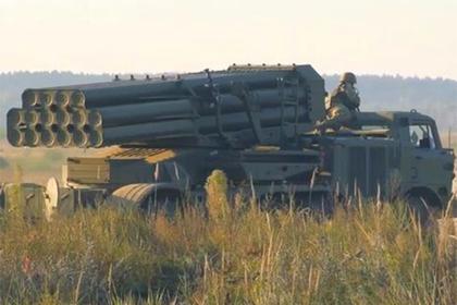 Порошенко показал новые «Ураганы» украинской армии