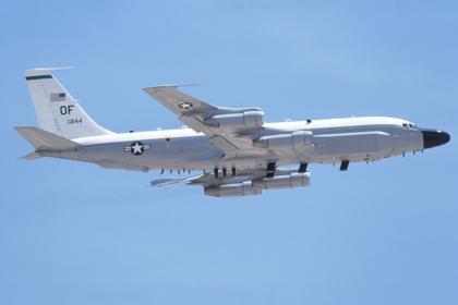 Самолет-разведчик США впервые полетал у границ Абхазии