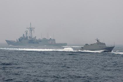 Военные корабли США проплыли рядом с Китаем в разгар торговой войны