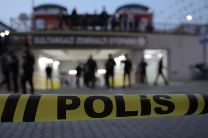 Беглый заключенный устроил резню в Стамбуле