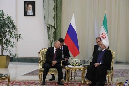 США предостерегли Россию от дружбы с Ираном