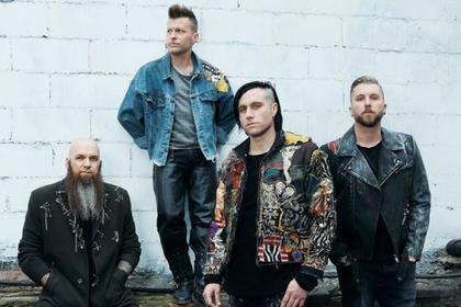 В России выступит рок-группа Three Days Grace