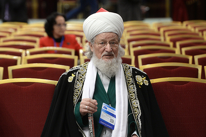 Лидер мусульман России выступил против митингов из-за границ Чечни и Ингушетии