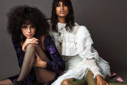 Внешность модели Vogue разъярила фанатов