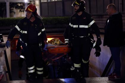 Россиянин лишился ноги в результате ЧП в римском метро