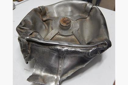 Под Красноярском нашли обломки американского истребителя времен мировой войны
