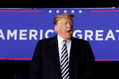 Трамп похвалился уважением Китая и России