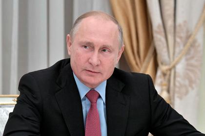 Путин усомнился в мегапроекте