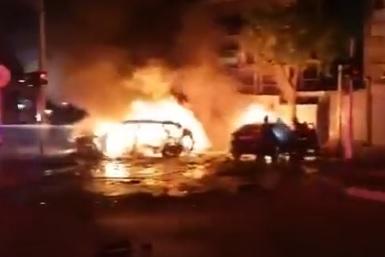 В Тель-Авиве взорвали криминального авторитета