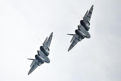 Объяснена малозаметность Су-57