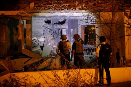Подсчитаны первые жертвы ракетных обстрелов Израиля и сектора Газа