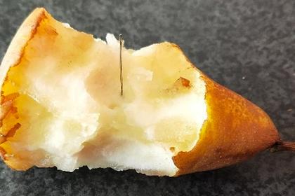 В Австралии испугались продолжения истории с иглами во фруктах
